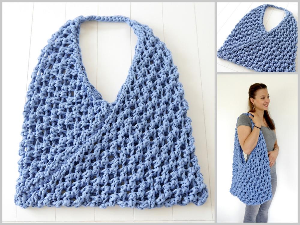 Woolaffair Handmade Strickanleitung Baby Meerjungfrau Decke