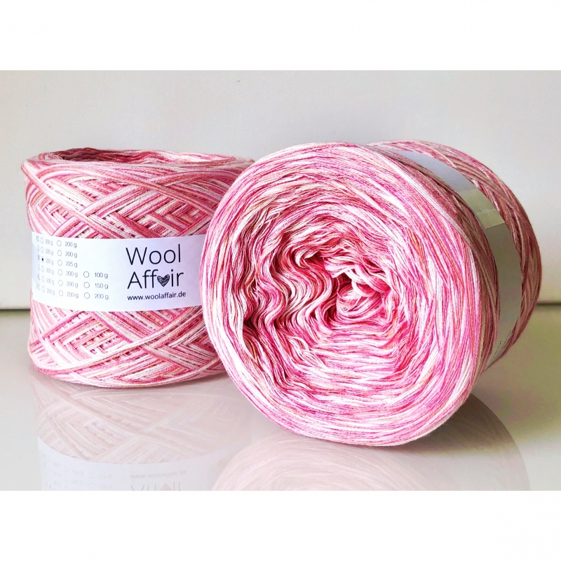 LILLY meliert No.8 - 90m/50g